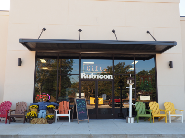 Rubicon store front